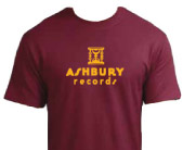 Ashbury Records T-shirt
